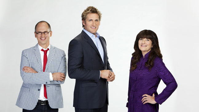 Top Chef Masters Judges - H 2012