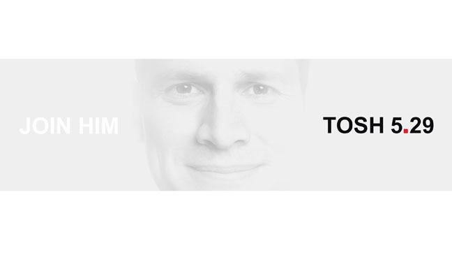 Daniel Tosh Marketing 5/29 - H 2012