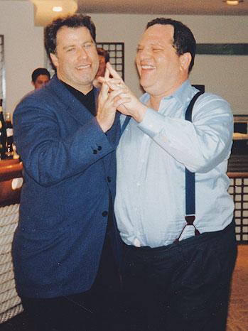 2012-20 END John Travolta Harvey Weinstein P