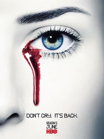 True Blood Don't Cry It's Back Key Art - P 2012