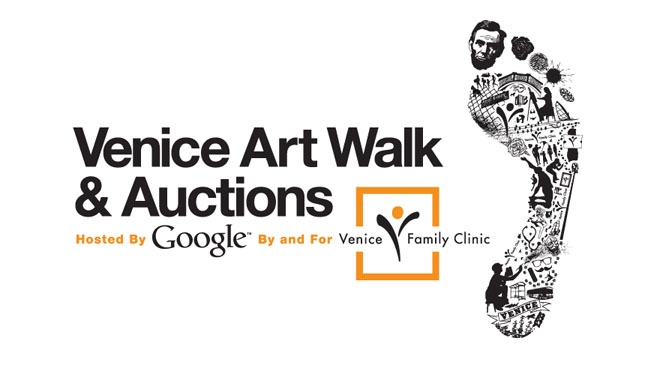 Venice Art Walk Logo - H 2012