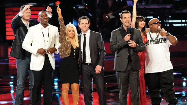 2012-18 FEA Reality The Voice H