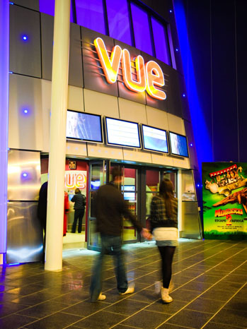 Vue Cinema - P 2012