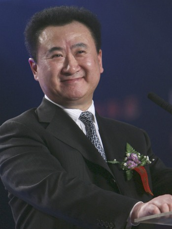 Wang Jianlin - P 2012