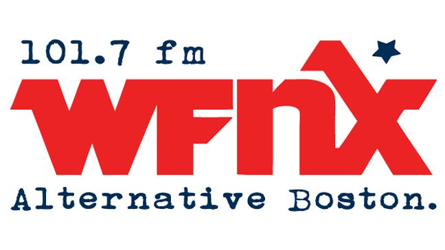 WFNX boston logo L