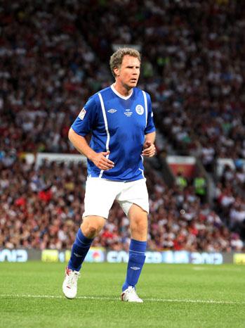 Will Ferrell soccer game unicef