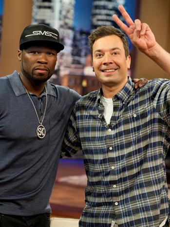 50 Cent Jimmy Fallon QVC P