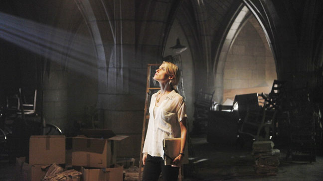 666 Park Ave Rachael Taylor in Church - H 2012