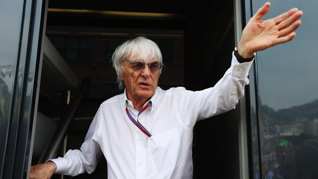 German Banker confesses to Formula One Bribes