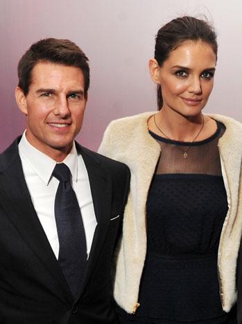 Tom Cruise Katie Holmes NYC - P 2012