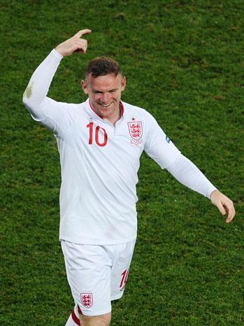 Wayne Rooney, the Hair-Apparent