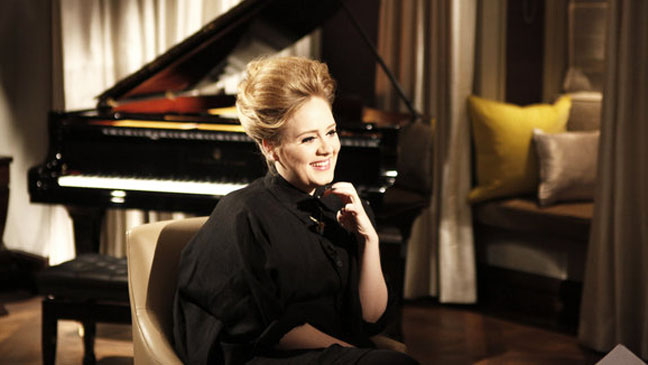 Adele Live in London NBC Special - H 2012