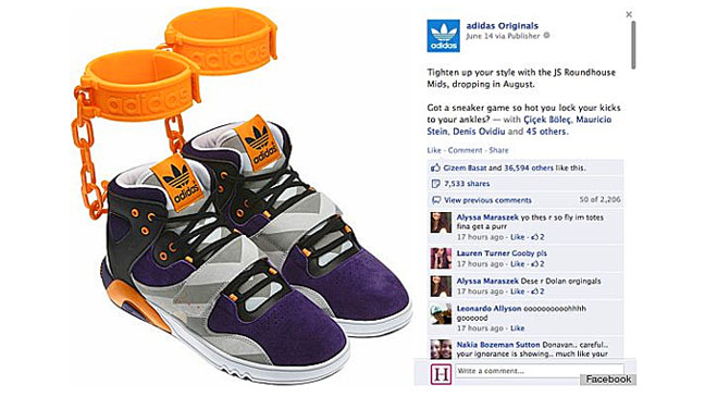 Adidas Originals Facebook - H 2012