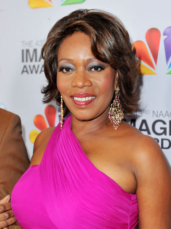 Alfre Woodard Headshot - P 2012