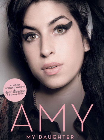 Amy My Daughter Book Cover - P 2012