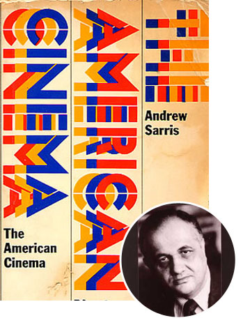 The American Cinema Andrew Sarris Inset - P 2012