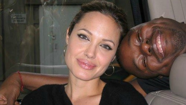 Angelina Jolie Ted Gibson H-2012