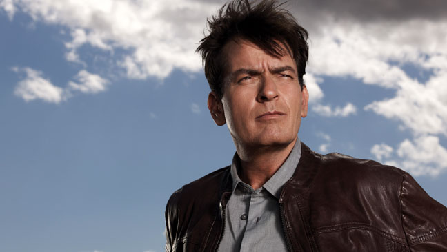 Anger Management Charlie Sheen - H 2012