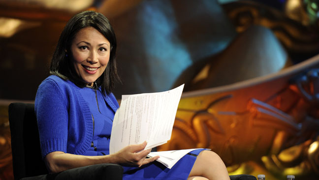 Ann Curry Today Horizontal - H 2012