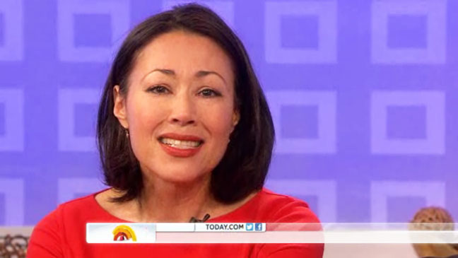 Ann Curry Today Farewell Screengrab Crying - H 2012