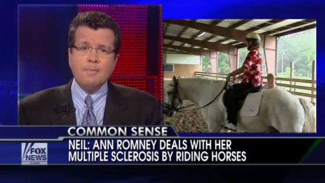 Ann Romney Horses