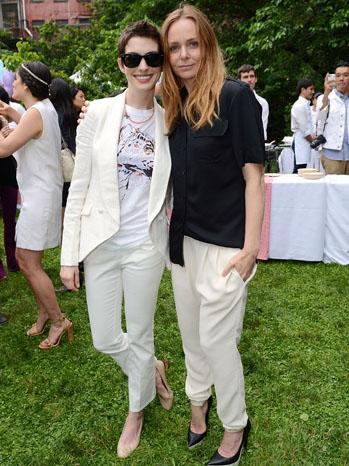 Anne Hathaway Stella McCartney  - P 2012