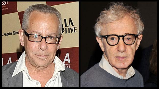 David Ansen and Woody Allen - H 2012