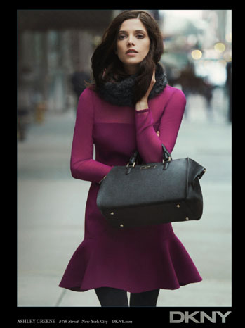Ashley Greene DKNY - P 2012
