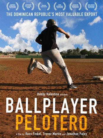 Ballplayer Pelotero Poster - P 2012