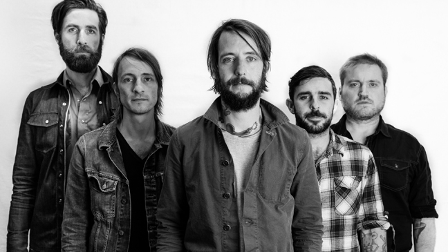 Band of Horses PR 2012 L