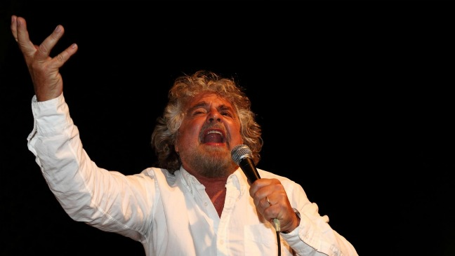 Beppe Grillo - H 2012