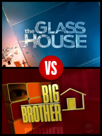 Glass House Vs. Big Brother Logo Split - P 2012