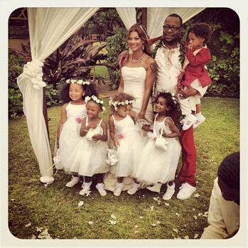 Bobby Brown 2012 wedding P