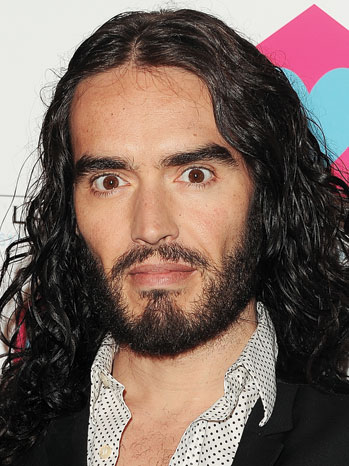 DOWN: Russell Brand