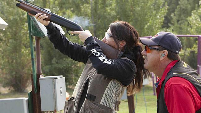 Bristol Palin Gun - H 2012