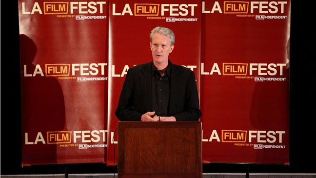Chris McGurk Cinedigm LAFF 2012