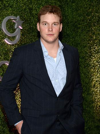 Chris Pratt Headshot - P 2012