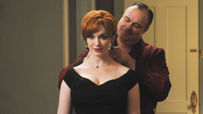 Mad Men Christina Hendricks Other Woman - H 2012