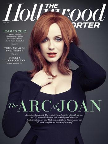 2012 Issue 21: Christina Hendricks