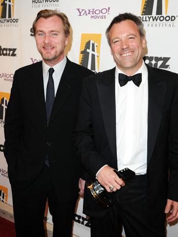 Christopher Nolan Wally Pfister - P 2012