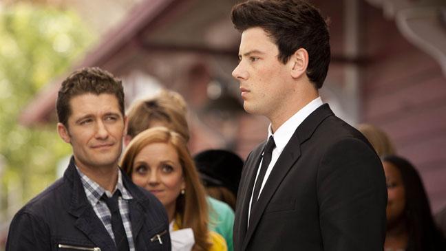 Cory Monteith Glee Episodic Still - H 2011