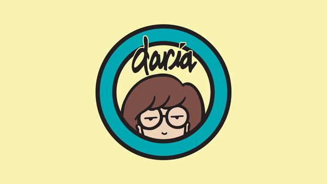 Daria Logo - H 2012