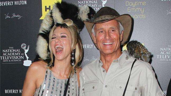 Deborah Gibson and Jack Hanna H-2012