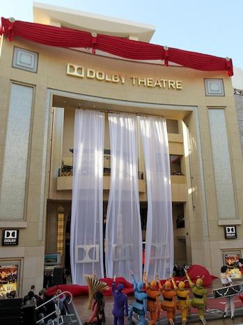 Dolby Theatre Exterior P 2012