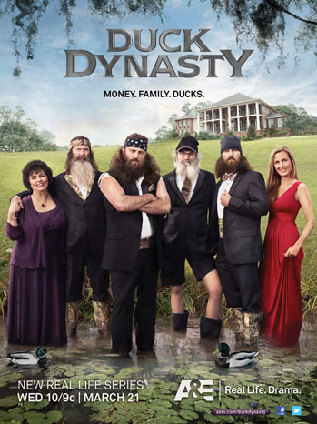 Duck Dynasty Key Art - P 2012