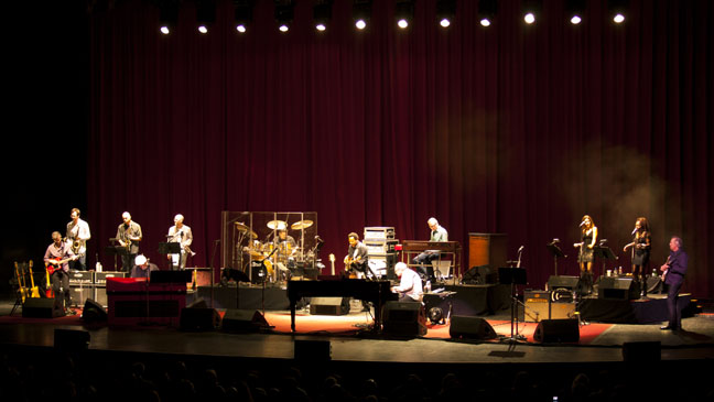 Dukes of September Gibson Ampitheater - H 2012