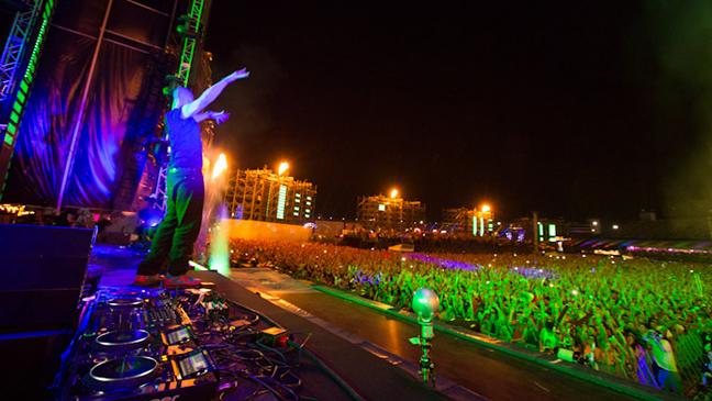 Electric Daisy Carnival 2012 2 L
