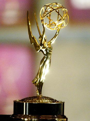 Emmy Statue - P 2012