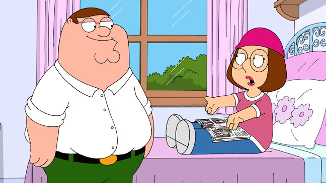 """Family Guy"" (Fox)"