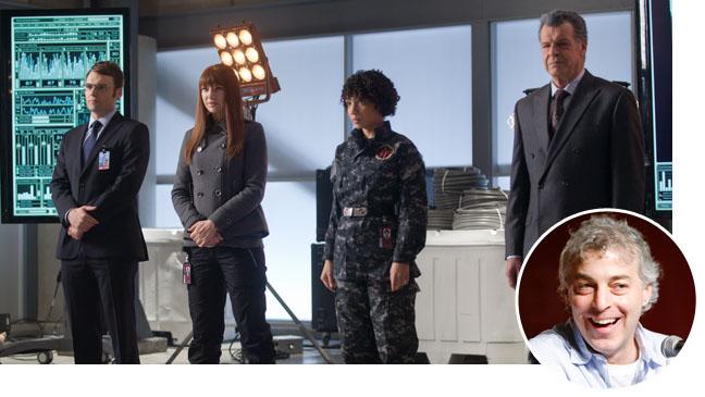 Fringe Episodic Jeff Pinkner - H 2012